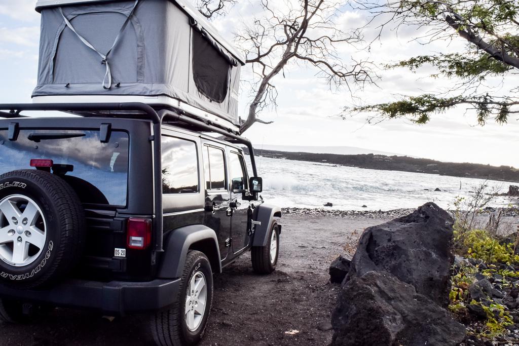 CampCar - Maui Camper Rentals - CampCar - Maui Camper Rentals